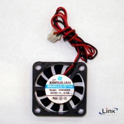 Cooler ventilator 30x30x7 12V