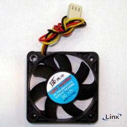 Cooler ventilator 50x50x10 12V