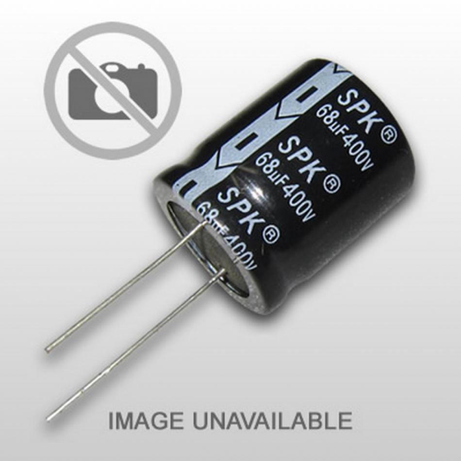 EC 470µF/35V
