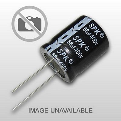 EC 100µF/25V