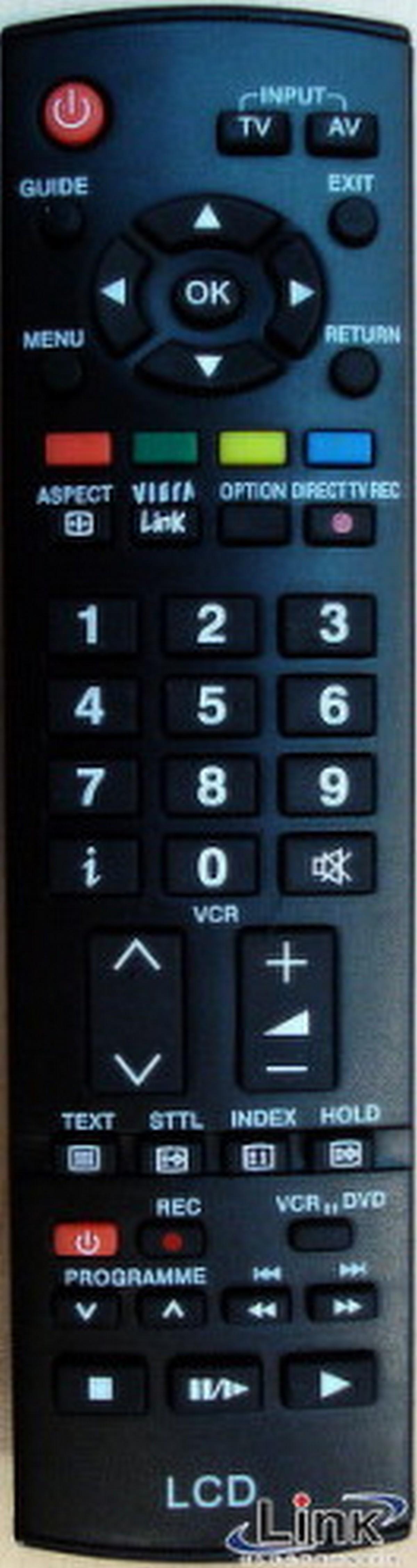 PANASONIC LCD RM-D720