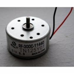Motor DVD 5.9V RF-300C-11440
