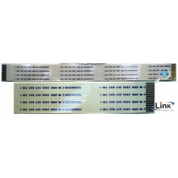 Flet kabli  16P/1/17/180mm KSS213