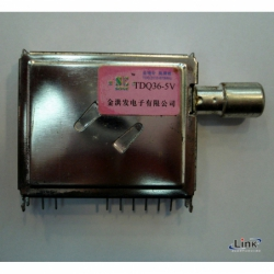 T TDQ36-5V 6+2PIN