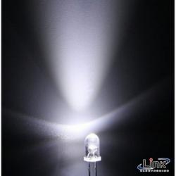LED UB5 BELA DIODA