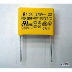 Blok 1.5mF/275V