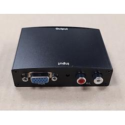 KONVERTER VGA-HDMI
